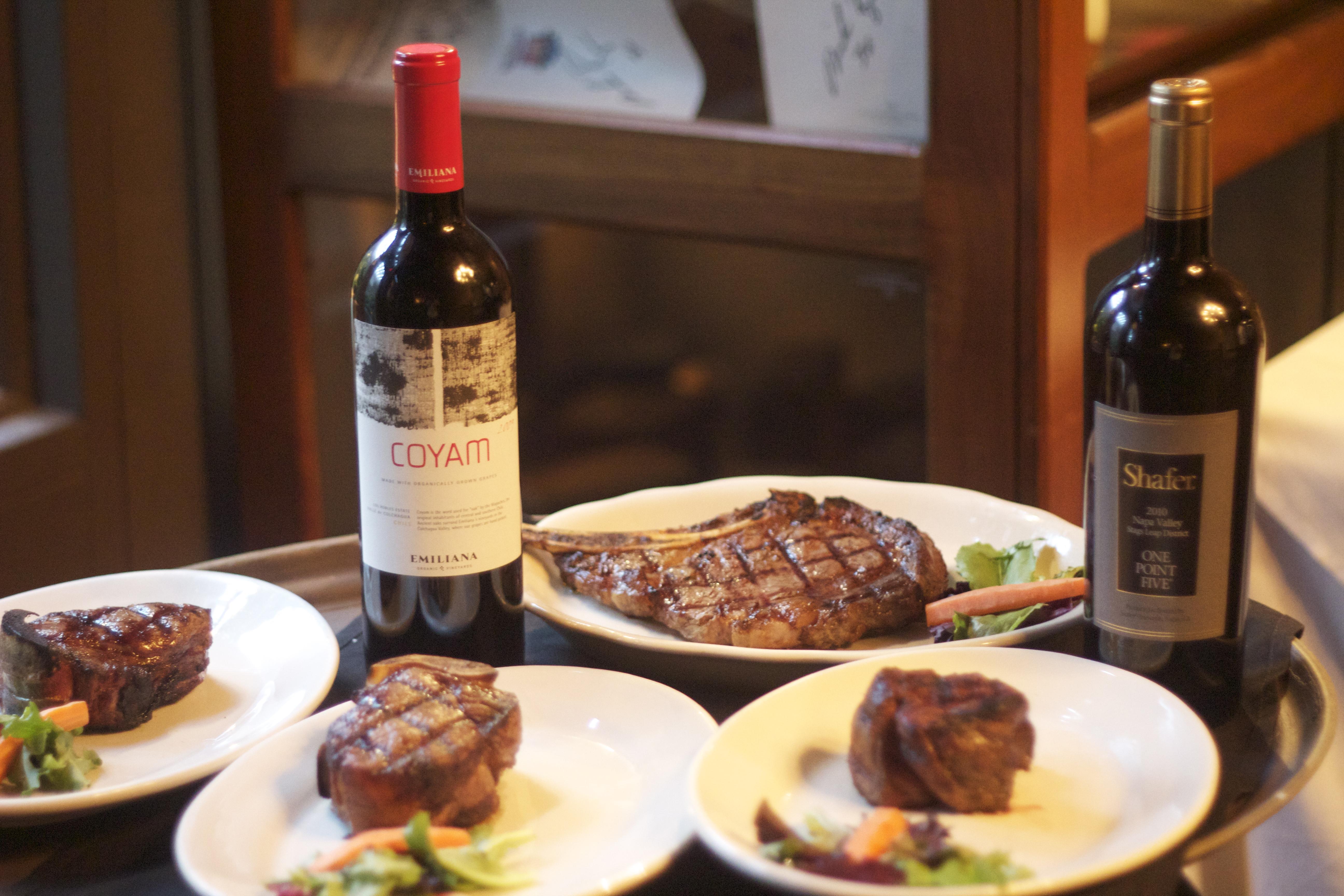 Omaha Prime Restaurant Prime Steaks